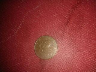 Moneda 5centimos