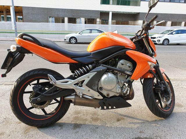 Kawasaki er6n limitada