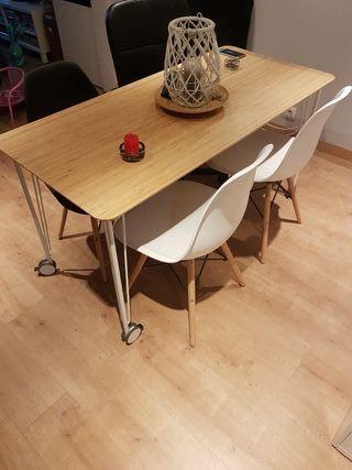 Mesa comedor Ikea de segunda mano en Alcobendas en WALLAPOP