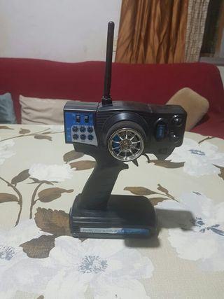 coche radio control