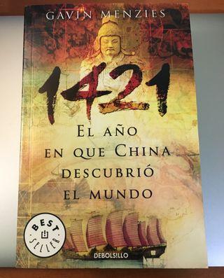 Libro 1421 El año en que China descubrió el mundo