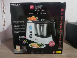 Robot Multifuncion Monsieur Cuisine 2018