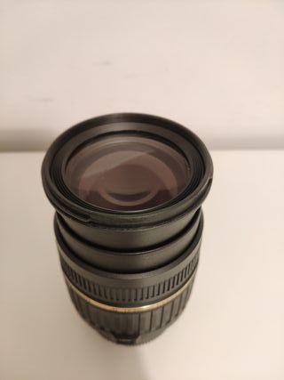 Objetivo Tamron A14P AF 18-200 mm