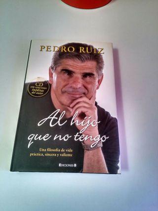 Libro de Pedro Ruiz