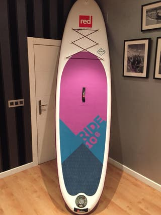 Tabla red paddle surf ride 10,6 edicion especial