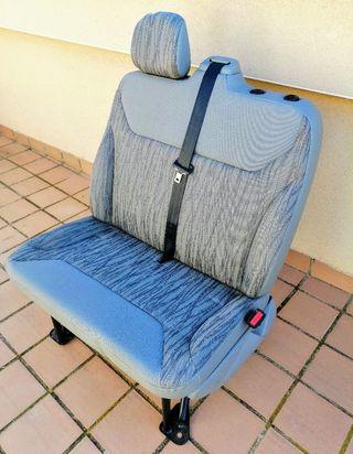 asientos dobles primastar tráfico Fígaro
