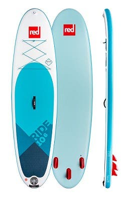 Red paddle 10,6 ride tabla sup hinchable nueva