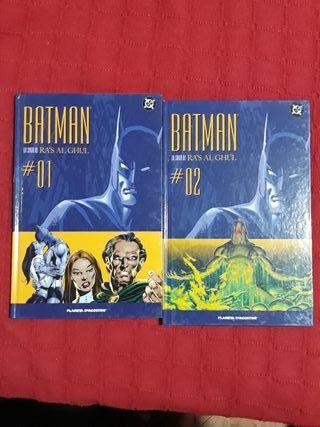 Comics Batman Ra's Al Ghul