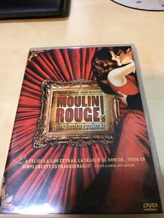 Moulin Rouge DVD (2 discos)
