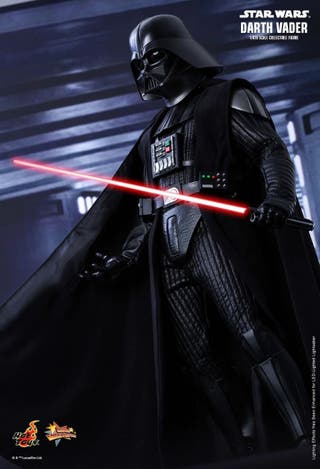Hot toys Darth Vader Ep4