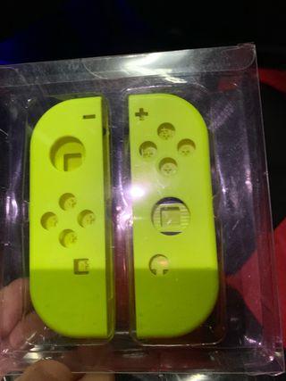Carcasas joycons Nintendo Switch