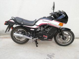DESPIECE KAWASAKI GPZ 400 F