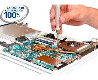 reparación de informatica