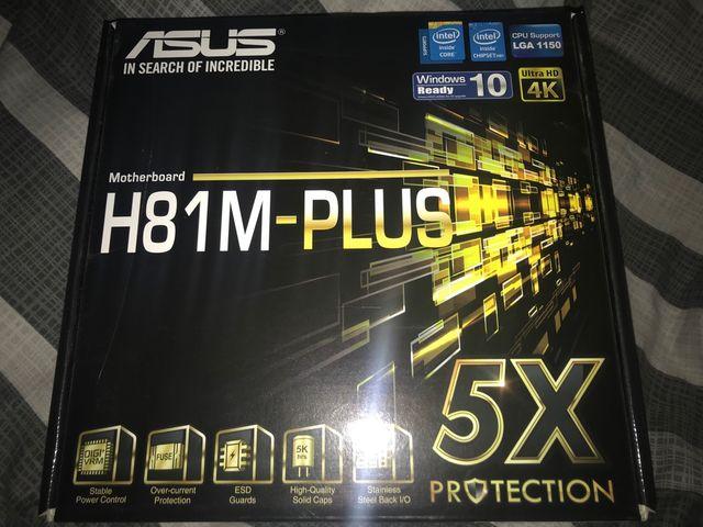 Broken Asus motherboard