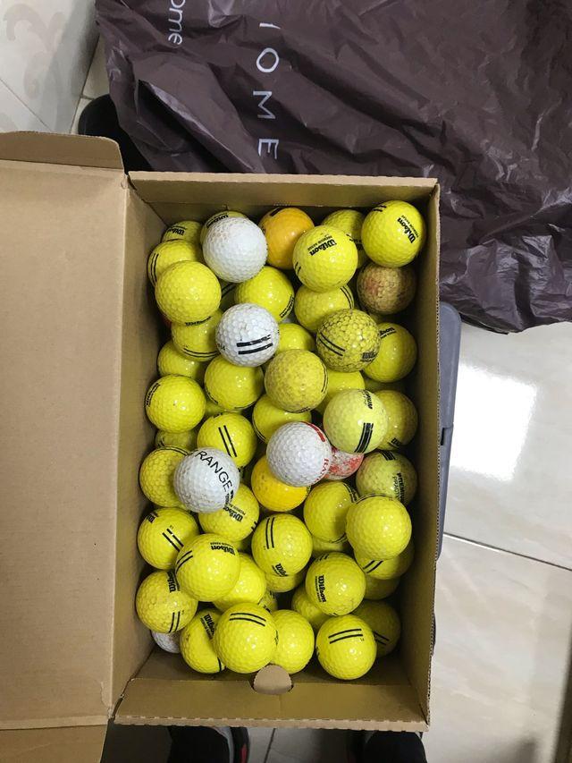 Golf Bolas