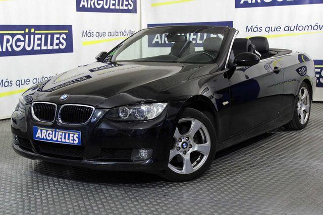 BMW Serie 3 Cabrio AUT Muy equipado