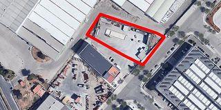 Parcela industrial en venta en Fuente del Jarro en Paterna