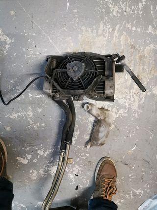 sistema refrigeración honda sh 125