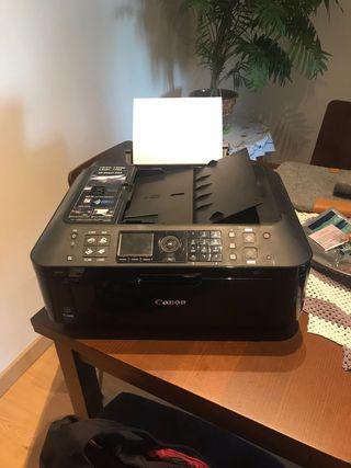 Impresora multifuncional canon MX420