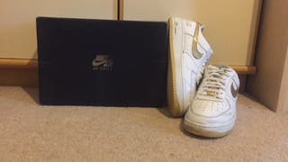 Air Force 1 low Gold (Special Edition)