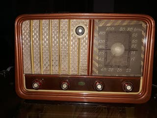 radio de los años 60