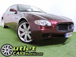 Maserati Quattroporte 4.2 Sport GT Aut. 295 kW (400 CV)