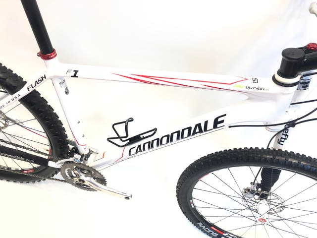 DESDE 15€/MES CANNONDALE F1 26'' T.L X0 9V