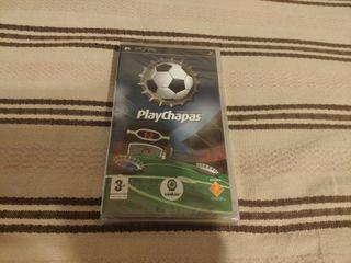 PRECINTADO PlayChapas PSP