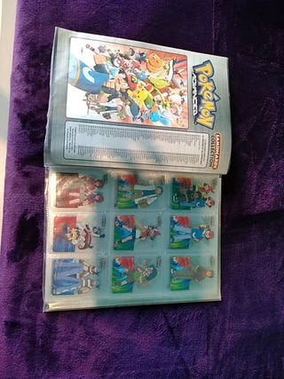 Colleccion Lamincsrds Pokemon
