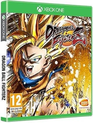 XBOX ONE DRAGONBALL FIGHTER Z