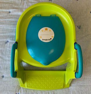 Orinal y Adaptador WC para niños.