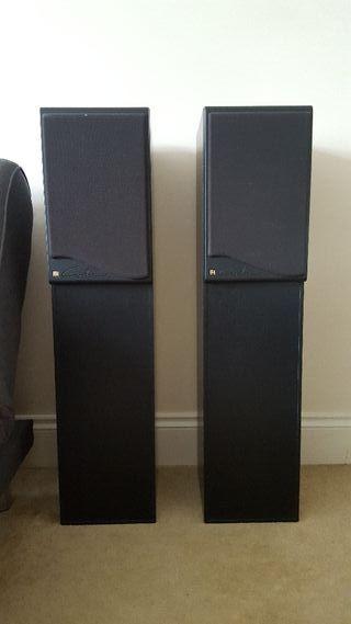 Kef Coda 9 speakers