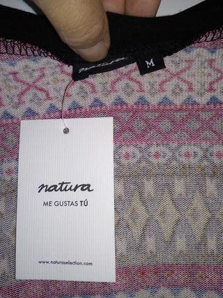Vestido nuevo. Nature.