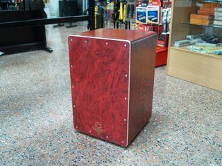 Cajón Garrido Rojo