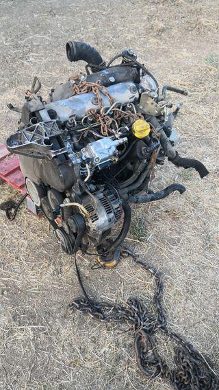 motor Renault Megane 1.9 dti 98 CV, d/ f9q a7