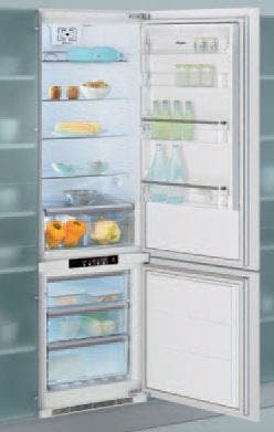 COMBI INTEGRABLE WHIRLPOOL NO FROST 193CM