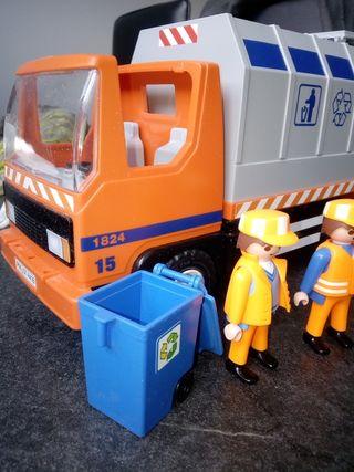 Camión de la Basura Playmobil