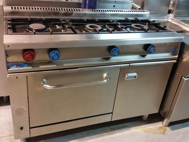 Cocina más horno