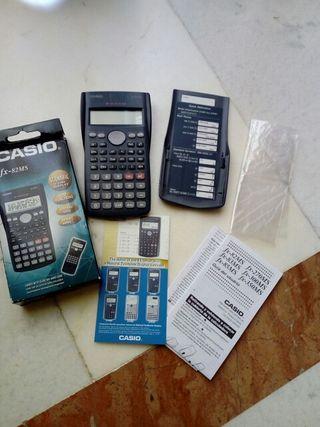 Calculadora, Casio fx-82MS