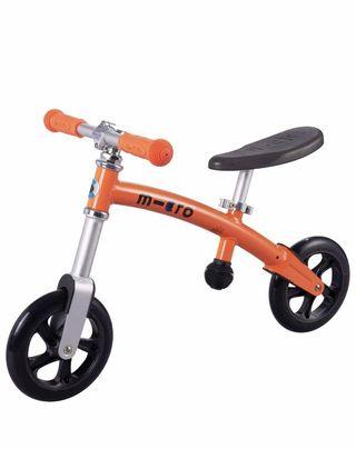 Bicicleta sin pedales marca Micro