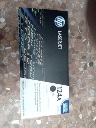 Toner Original HP 124A Q6000A