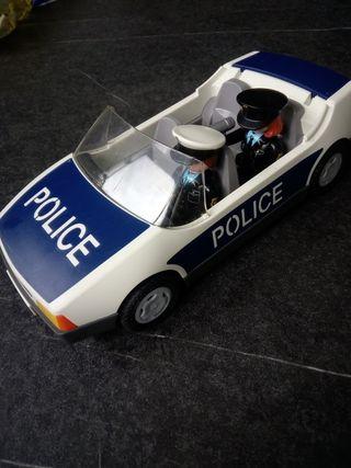Coche Policía Playmobil