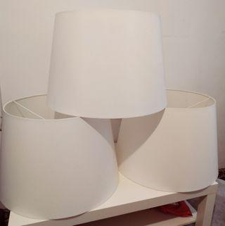 de lámpara en Palma de Pantallas ikea mano de segunda Y6y7bfg
