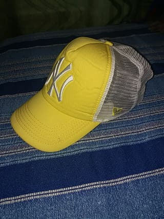 gorra new York
