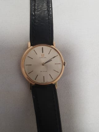 ca7487d08873 Reloj de oro Omega de segunda mano en WALLAPOP