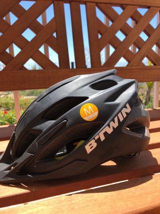 Casco bici BTWIN nuevo