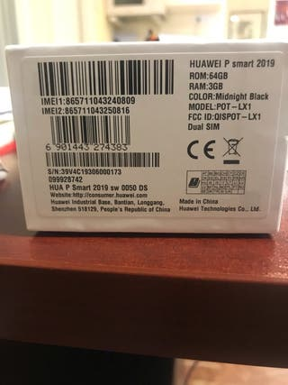 Huawei P Smart 64Gb 3 RAM