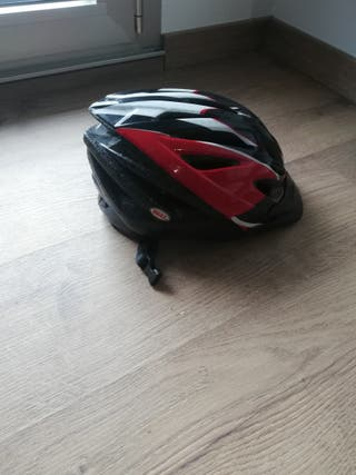 Casco bicicleta.