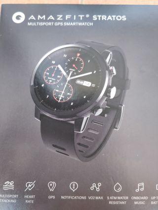 iwatch smartwatch GPS Amazfit stratos