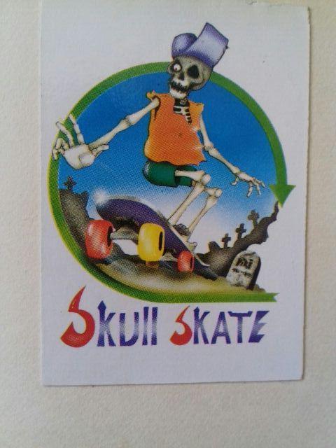Lote 5 Cromos Surf Skate Bollycao